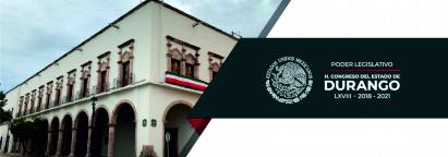 H. Congreso del Estado de Durango